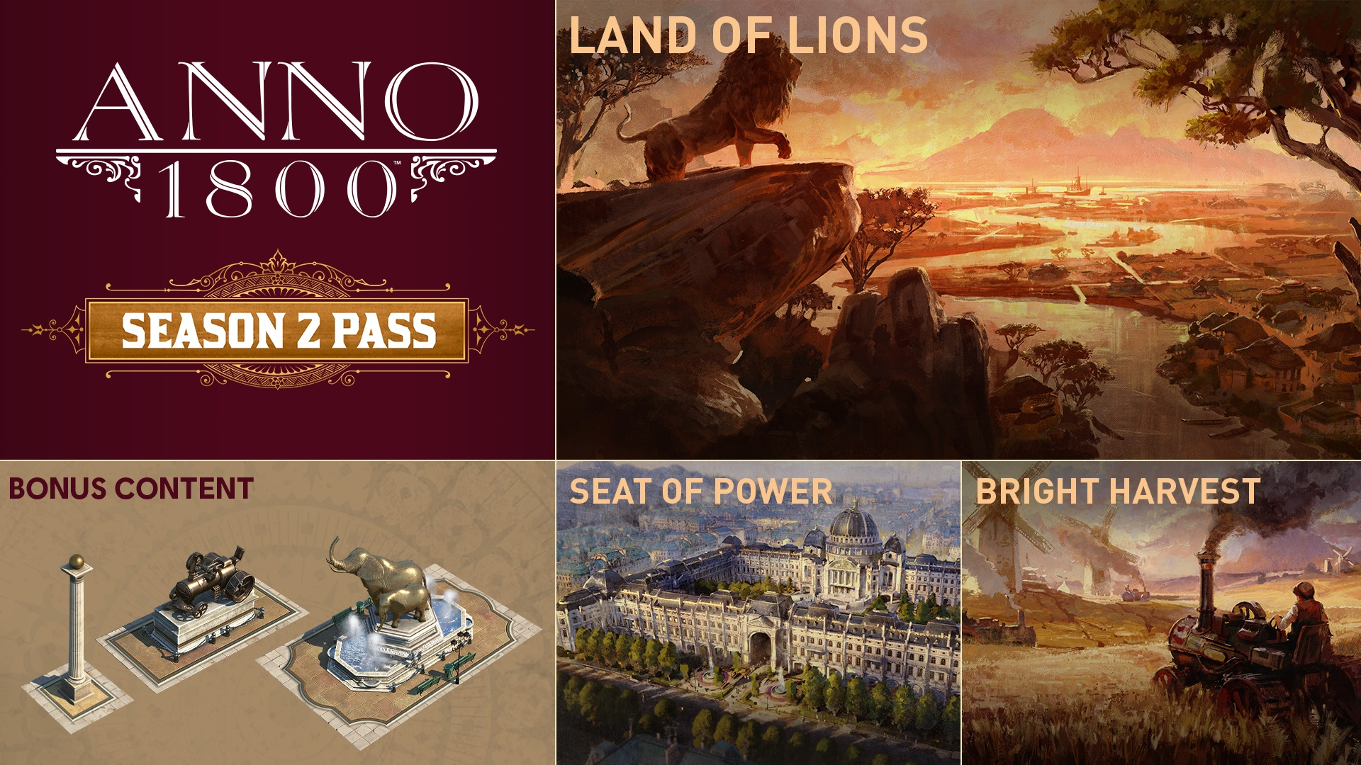 Anno 1800 Season Pass