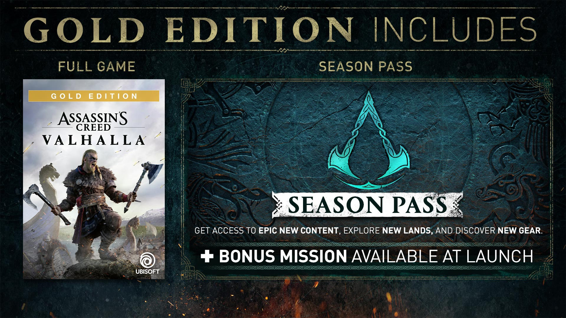 Content Of Assassin S Creed Valhalla Editions Ubisoft Support