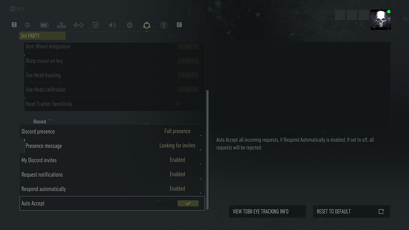 Discord Tracker discord features available in ghost recon breakpoint