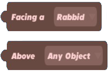 Rabbids Coding Condition Blocks