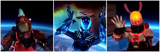 Space Junkies Episode 1 Customization Content