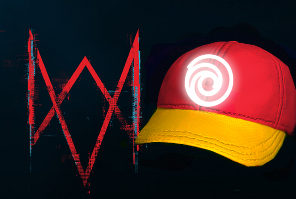 Watch Dogs Legion Exclusive Ubisoft Hat (E3)