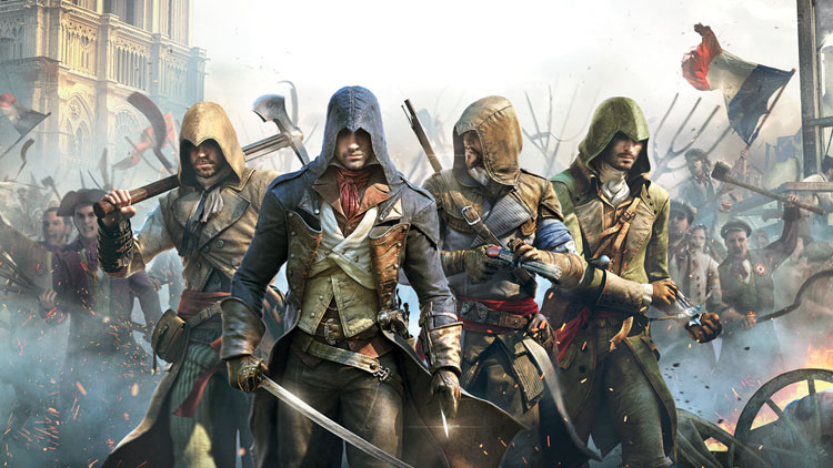 Assassin's Creed: Unity - Ubisoft Support